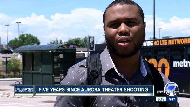 Residents- City of Aurora closer 5 years after Aurora theater shooting