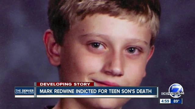 Dylan Redwine-s father- Mark Redwine- arrested in connection with son-s death