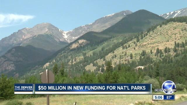 U-S- Secretary of the Interior visits Colorado- talks national parks…