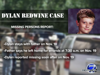 TIMELINE: Dylan Redwine case from 2012 to 2017