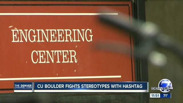 New push breaks down barriers in engineering field at CU Boulder
