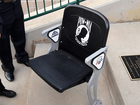 Veterans group denied request for POW/MIA chair