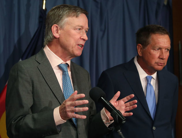 Governors Release Bipartisan Plan for Healthcare
