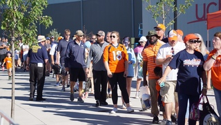 See shots from inside the Broncos training camp