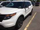 Ford Explorer exhaust leaks minimal in Colorado