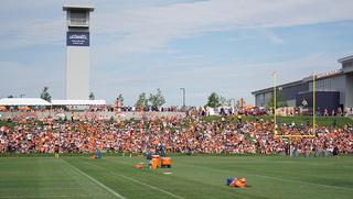 See photos from Broncos Training Camp Day 4