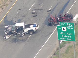 Two killed, 6 injured on EB I-70 crash, CSP says