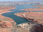 Lake Powell almost ended up in Colorado