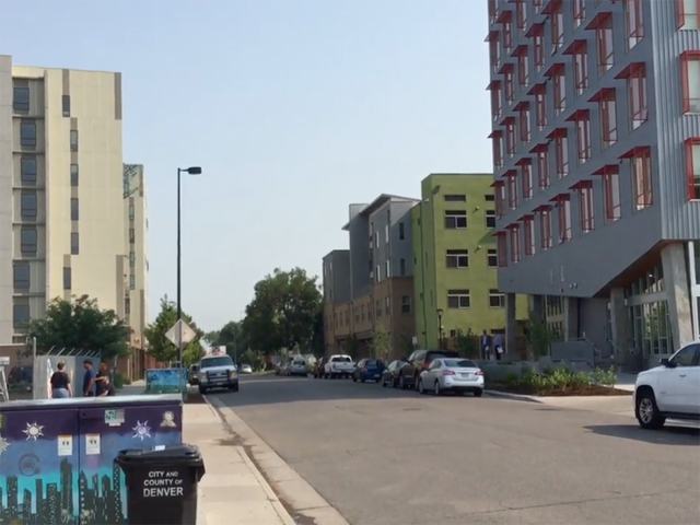 Denver Housing Authority celebrates completion of $197M ...