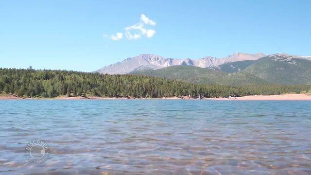 Pikes Peak Discover Colorado