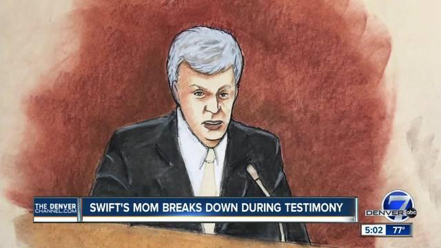 Taylor Swift Testifies In Groping Trial: 'It Was A Definite, Long Grab'