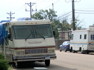 Longmont tells homeless in RVs to move along