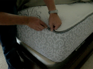 Aurora man: New mattress came with bed bugs