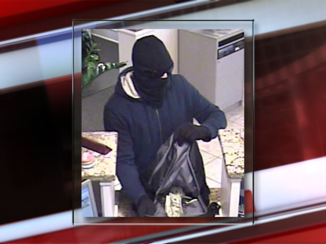 'Blues Bandit' in custody, accused of 8 bank robberies across Valley