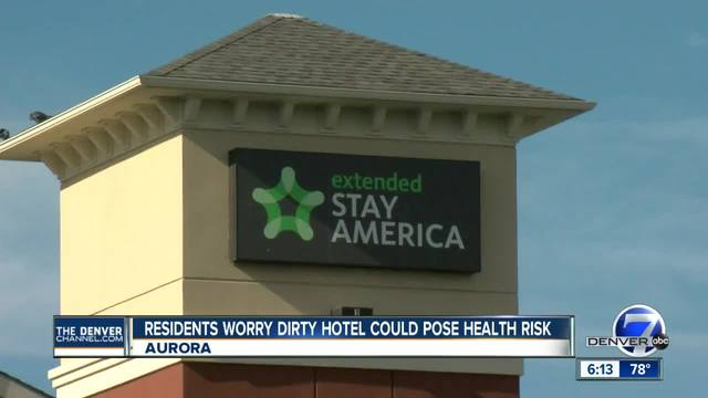 -We-re afraid of him getting infections-- Aurora hotel strike health…