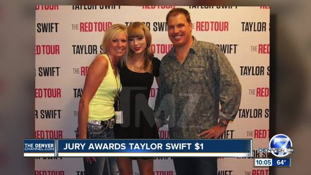 Jury finds Taylor Swift was assaulted and battered by former Denver DJ-…