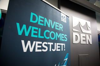 Hundreds will be hired as WestJet joins DIA