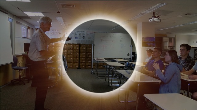 High schoolers among crowds heading to Wyoming for solar eclipse