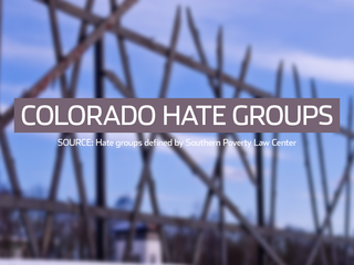 See the 10 hate groups with Colo. chapters