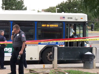 Juvenile arrested in bus shooting that injured 1