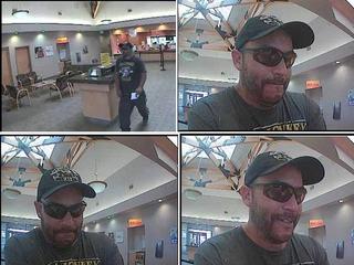 Fugitive Friday: Aurora bank robbery suspect