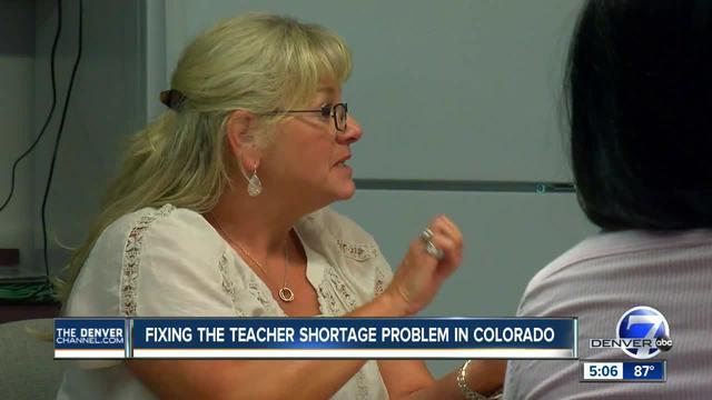 Colorado teacher shortage edges crisis in rural towns