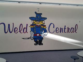 Farming community split over Confederate mascot