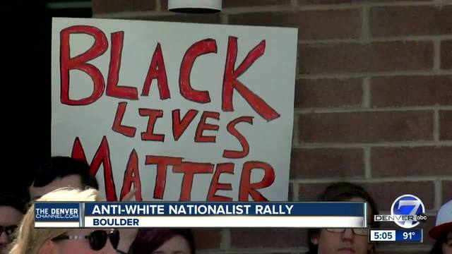 Post-Charlottesville- Anti-racist rallies to be held in Boulder- Denver…