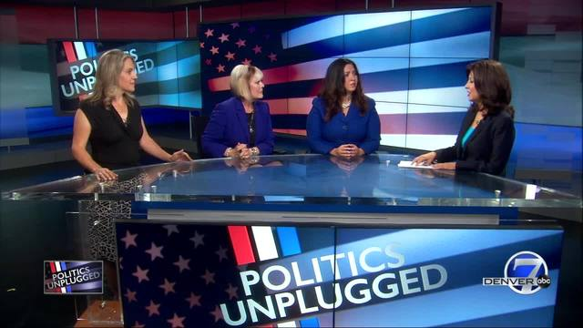 A roundtable panel reflects on current events impacting Colorado and the nation