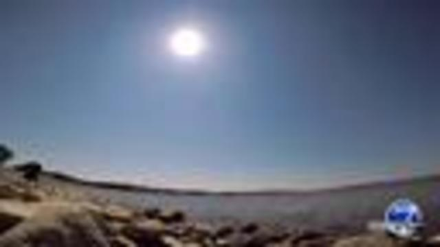 Timelapse of 2017 solar eclipse as seen from Wyoming -- by James Dougherty