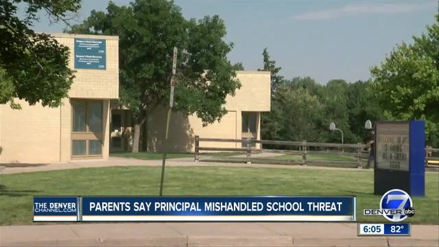 JeffCo couple wants school principal removed after alleged school…