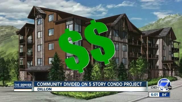 Five-story condo complex in Dillon moving forward despite some skepticism