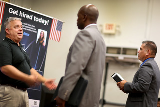 Suits to be donated during veterans job fair