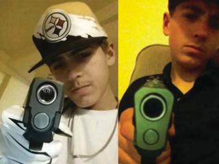 Selfies with stolen guns lead to suspect arrest