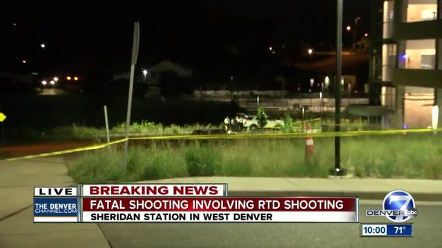 1 dead in shooting that involved RTD personnel- Denver police say