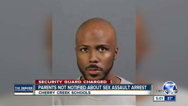 Cherry Creek Schools didn-t tell parents of security guard arrest