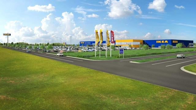 Merveilleux Furniture Retailer IKEA Plans To Open A 2nd Colorado Location Near I 25 And  Highway 7 In Broomfield.