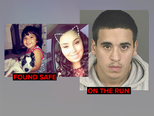 Mom and son taken by gunpoint found, Amber Alert canceled