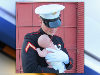 Helping Heroes Fly connects military to families
