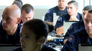 Aurora Police trains largest academy of recruits