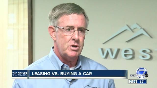 Leasing Vs- Buying A Car
