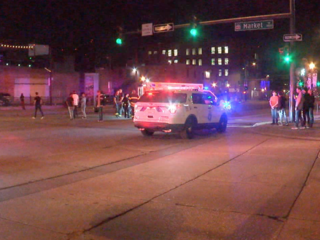 Police looking for driver in LoDo hit-and-run