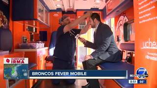 Broncos Fever Mobile to reach fans across Colo.
