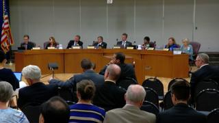 School board doesn't address recent sex crimes