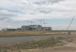 City emerging on lands surrounding DIA