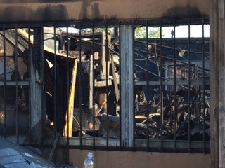 Benefit to help burned businesses rebuild