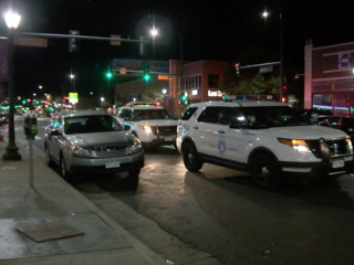 Police: Woman stabbed on E. Colfax