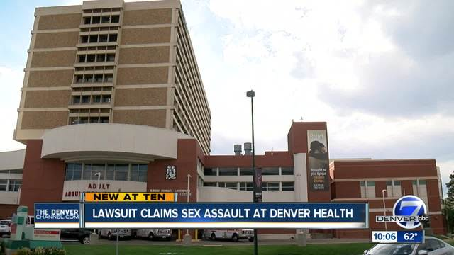 Former coma patient files suit claiming she was raped at Denver Health