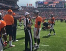 Broncos rout Cowboys behind Siemian, dominant D