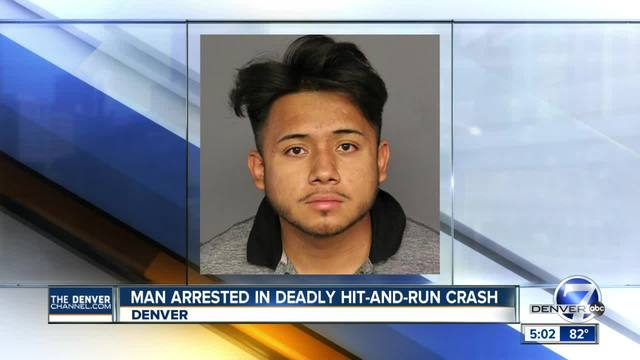 Man- 20- arrested in deadly hit-and-run near 14th and Franklin